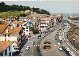CIBOURE (64.Pyrenées Atlantiques) Quai Ravel - Vue Générale - Ciboure