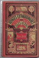 Jules Verne - La Maison A Vapeur Edition Originale ( 1 Page Détachée ) - 1801-1900