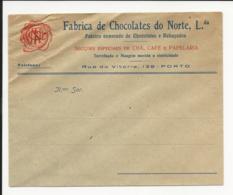 Commercial Cover Portugal Porto Fabrica De Chocolates Do Norte, Lda. - Reclame