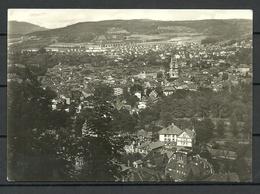 DEUTSCHLAND DDR 1967 MEININGEN Blick Von D. Götz-Höhle Auf D. Stadt Gesendet 1990 Mit Briefmarke - Meiningen