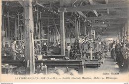 77. N°56418.la Ferté Sous Jouarre.société Générale Meulière.atelier Mécanique - La Ferte Sous Jouarre