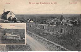 68.n°56230.kloster.gruss Aus Sigolsheim.pas Courante - Other Municipalities