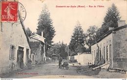 55. N° 55036.dommariensur Saulx.rue De L'usine - Francia