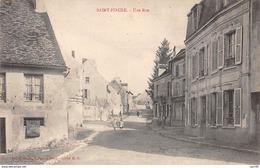 77.n°58563.saint Fiacre.une Rue - Francia