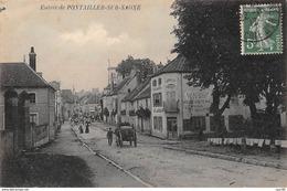 21.n°58938.pontailler Sur Saone.entrée.boulangerie - Autres Communes