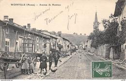 55.n°59166.woinville.avenue De Montsec - Francia