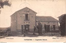 83. N°55463.tavernes.coopérative Oléicole.pas Courante.en Etat - Tavernes