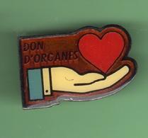 DON D'ORGANES *** 1036 - Associations