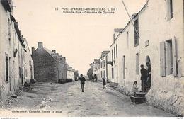 44.n°55875.pont D'armes En Assérac.grnde Rue Caserne De Douane - France