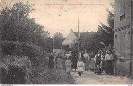 77.n°57432.mouroux.chemin.parrichets De Mouroux - Autres Communes
