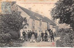 77.n°57438.les Parrichets Du Mouroux.carrefour St Vincent - Autres Communes