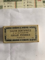Boîte De Savon Dentifrice - Parfums & Beauté
