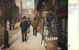 China, Chinatown Highways & Byways, Cosmopolitan New York (1910s) Tuck Postcard - China