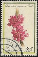Vanuatu SG336 1982 Orchids 25v Good/fine Used [40/32572/2D] - Vanuatu (1980-...)