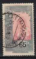 COTE DES SOMALIS             N°     YVERT   113   OBLITERE       ( Ob  3/53 ) - French Somali Coast (1894-1967)