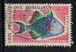 COTE DES SOMALIS             N°     YVERT   300  OBLITERE       ( Ob  3/56  ) - French Somali Coast (1894-1967)