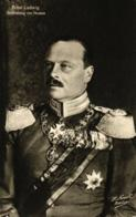 Ernst Ludwig V.Hessen ..-alte Karte ....  ( Ke5845  ) Siehe Scan - Familles Royales