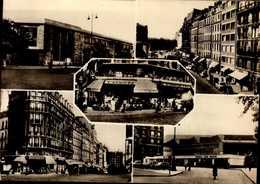 75-PARIS (XVeme)..5 VUES DONT GARE,TABAC ETC....CPSM GRAND FORMAR - Distretto: 15
