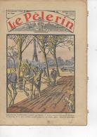 LE PELERIN N°2851 Novembre 1931 ,Labourage D' Automne  Cours La Reine ....... - Journaux - Quotidiens