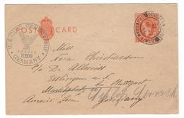20451 - Pour L'Allemagne Avec Censure  US - Entiers Postaux