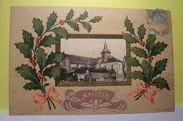 BEZONS -  AMITIE  ( Eglise De Bezons ) - Bezons