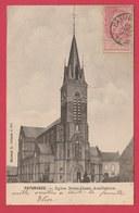 Pâturages  - Eglise Notre-Dame Auxiliatrice - 1905 ( Voir Verso ) - Colfontaine