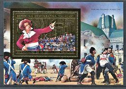 249 MADAGASCAR 1989 - Yvert BF 58 A - Bicentenaire Revolution Francaise Philexfrance - Neuf ** (MNH) Sans Charniere - Madagaskar (1960-...)