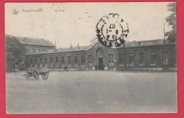 Erquelinnes - La Gare - 1908  ( Voir Verso ) - Erquelinnes