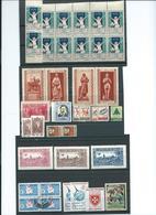 Errinophilie. Lot De Vignettes Diverses, Tous états, 5 Scans. - Collections (without Album)