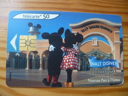 Phonecard France - Disney - 2002