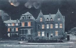 619 Roeulx La Nuit Maison Des Vicaireset Ecole Moyenne - Le Roeulx