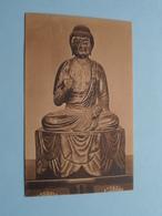 AMIDA Statue > ART > Japan 日本 Japon ( Photo Franz Müller ) Cöln Museum > Anno 19?? ( See / Voir / Zie Photo ) ! - Japon