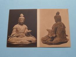 MONJU-BOSATSU Statue > ART > Japan 日本 Japon ( Photo Franz Müller ) Cöln Museum > Anno 19?? ( See / Voir / Zie Photo ) ! - Japon
