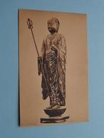Nothelfers JIZO Statue > ART > Japan 日本 Japon ( Photo Franz Müller ) Cöln Museum > Anno 19?? ( See / Voir Photo ) ! - Japon