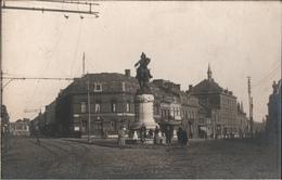 ! [59] Seltene Fotokarte 1917, 1. Weltkrieg, Allemagne Photocard Denain, Tramway, Guerre 14-18 - Denain