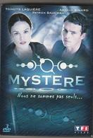Dvd  Série  MYSTERE Nous Ne Sommes Pas Seuls 12 épisodes 3 DVD   Etat: TTB Port 190 Gr - Séries Et Programmes TV