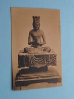 DAINICHI-NYORAI Statue > ART > Japan 日本 Japon ( Photo Franz Müller ) Cöln Museum > Anno 19?? ( See / Voir Photo ) ! - Japon