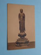 JIZO Statue > ART > Japan 日本 Japon ( Photo Franz Müller ) Cöln Museum > Anno 19?? ( See / Voir Photo ) ! - Japon