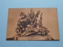 SHAKA Statue > ART > Japan 日本 Japon ( Photo Franz Müller ) Cöln Museum > Anno 19?? ( See / Voir Photo ) ! - Japon