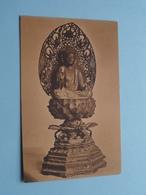 NIMBUS Statue > ART > Japan 日本 Japon ( Photo Franz Müller ) Cöln Museum > Anno 19?? ( See / Voir Photo ) ! - Japon