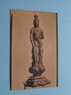 KWANNON Statue > ART > Japan 日本 Japon ( Photo Franz Müller ) Cöln Museum > Anno 19?? ( See / Voir Photo ) ! - Japon