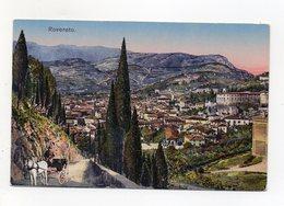 Rovereto (Trento) - Panorama - Carrozza - Non Viaggiata - (FDC16376) - Trento