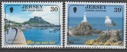 Jersey Europa 2004 N° 1147/ 1148 ** Vacances - 2004