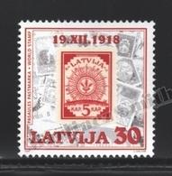 Lettonie – Latvia – Letonia 1998 Yvert 451, Day Of The Stamp - MNH - Letonia
