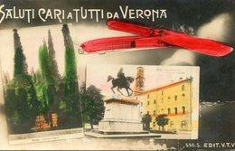 ITALIE(VERONA) AVIATION - Verona