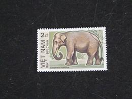 VIETNAM 484F OBLITERE - ELEPHANT INDIEN ASIE - Viêt-Nam