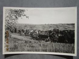 CPA 10 BALNOT Sur LAIGNES Vers Bar Sur Seine , Vue Générale Du Village écrite Et Timbrée  Photo Morel 1952 - Bar-sur-Seine