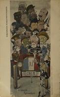Politique - Caricature / Vacancies Parlementaires 19?? - Satirisch