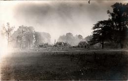 ! [62] - 2 Seltene Fotokarten, 1. Weltkrieg, 2 Allemagne Photocartes Havrincourt,  Schloß, Le Chateau,  Guerre 1914-1918 - Francia
