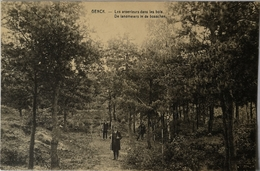 Genk - Genck // Les Arpenteurs Dans Les Bois - De Landmeters In De Bosschen 19?? Ed. Desaix - Genk